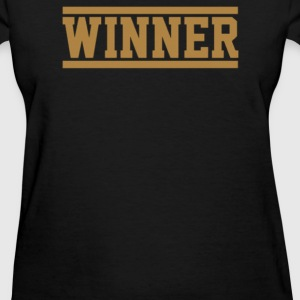 WINNER - Women's T-Shirt