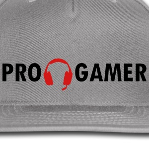 Pro Gamer Headset BASEBALL CAP - Snap-back Baseball Cap
