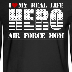 Love This Air Force Mom - Men's Long Sleeve T-Shirt