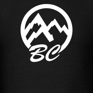 BC british columbia Canada - Men's T-Shirt