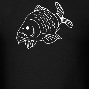 Carp Fish Fishing - Men's T-Shirt