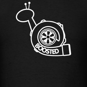 Boosted Turbo Snail - Men's T-Shirt