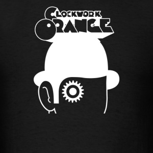 Clockwork Orange Stanley Kubrick Movie film - Men's T-Shirt