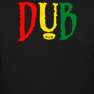 Dub Reggae Club Step Music Rasta Cool Retro - Women's T-Shirt