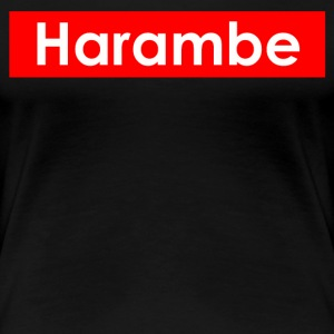 harambe Name - Women's Premium T-Shirt