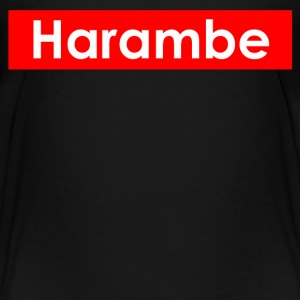harambe Name - Kids' Premium T-Shirt