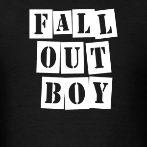 Fall Out Boy - Men's T-Shirt