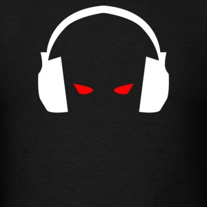 Evil Eye Headphone - Men's T-Shirt