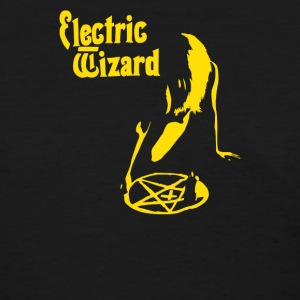 Electric Wizard Doom Stoner Psych Pentagram - Women's T-Shirt