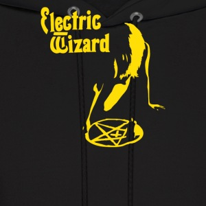 Electric Wizard Doom Stoner Psych Pentagram - Men's Hoodie