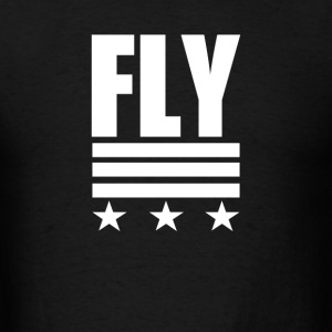 fly stars - Men's T-Shirt
