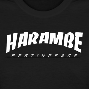 harambe Name - Women's T-Shirt