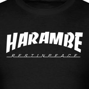 harambe Name - Men's T-Shirt