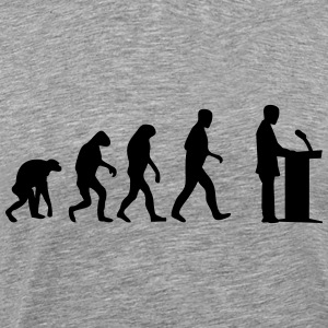 speaker evolution T-Shirts - Men's Premium T-Shirt