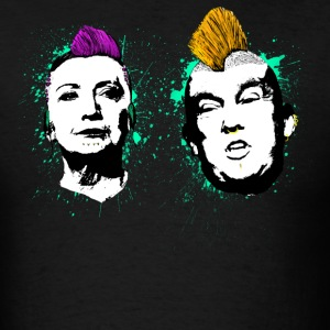Punk Politics - Men's T-Shirt