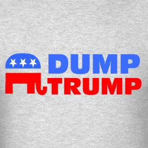 Dump Trump - Men's T-Shirt