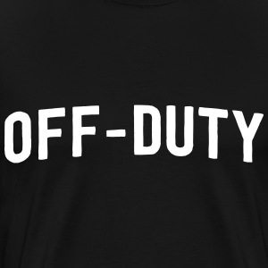 Off-Duty T-Shirts - Men's Premium T-Shirt