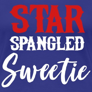 Star spangled sweetie T-Shirts - Women's Premium T-Shirt