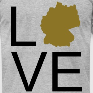 LOVE T-Shirts - Men's T-Shirt by American Apparel