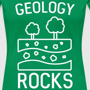 Geology Rocks T-Shirts - Women's Premium T-Shirt