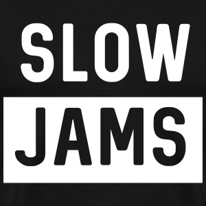 Slow Jams T-Shirts - Men's Premium T-Shirt