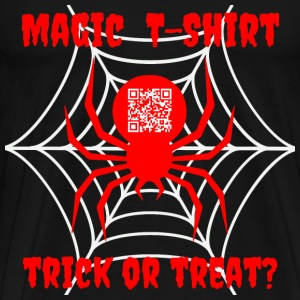Magic T-Shirt Halloween - Men's Premium T-Shirt