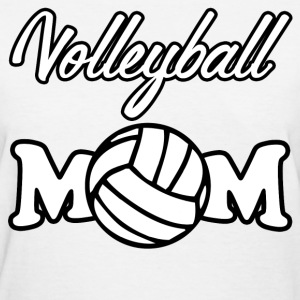 volleyball moom23.png T-Shirts - Women's T-Shirt