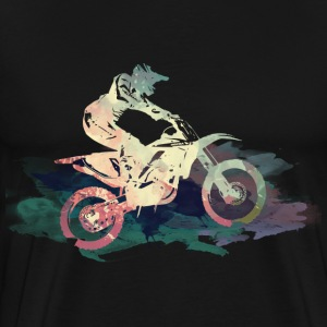 Dirt Bike T-Shirts - Men's Premium T-Shirt
