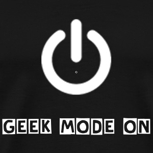 GeekMode On - Men's Premium T-Shirt