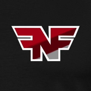 Never Forget Logo Tee - Men's Premium T-Shirt