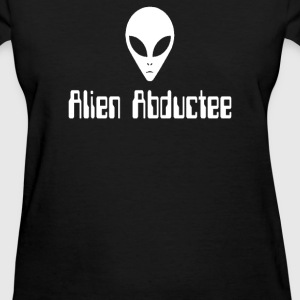 Alien Abductee - Women's T-Shirt