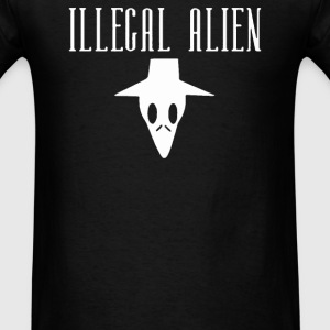 Alien Illegal - Men's T-Shirt