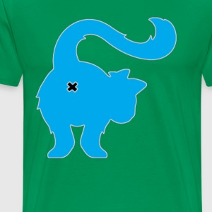 cat_butt_ - Men's Premium T-Shirt