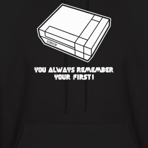 Always Remember Your Firs - Men's Hoodie