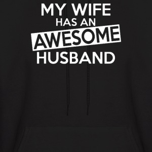 AWESOME HUSBAND - Men's Hoodie