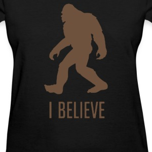 Bigfoot - Women's T-Shirt