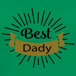 best_dady T-Shirts - Men's Premium T-Shirt