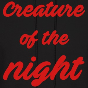 Creature of the night Hoodies - Men's Hoodie