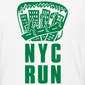 nyc_run_black T-Shirts - Baseball T-Shirt