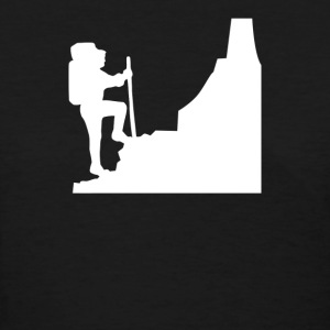 hiker - Women's T-Shirt