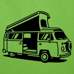 T2 Camper Bus Bags & backpacks - Tote Bag