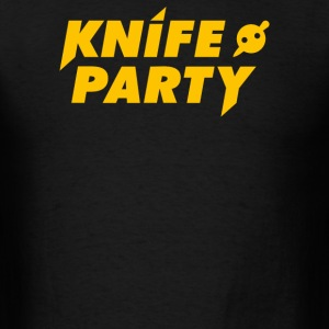 Knife Party Electro House 2 - Men's T-Shirt