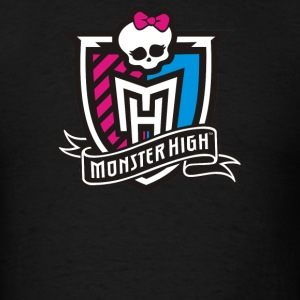 Monster High Color Shield - Men's T-Shirt