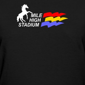 Mile High Stadium - Women's T-Shirt