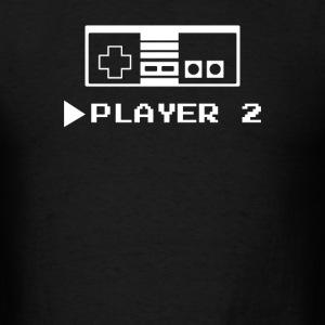 Player 1 or 2 - Men's T-Shirt