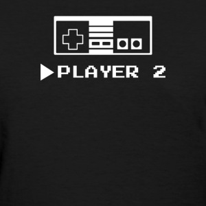 Player 1 or 2 - Women's T-Shirt