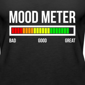 MOOD METER GREAT MOOD Tanks - Women's Premium Tank Top