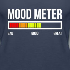 MOOD METER GOOD MOOD Tanks - Women's Premium Tank Top