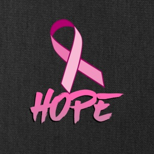 HOPE (PINK RIBBON) Bags & backpacks - Tote Bag
