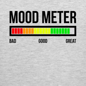MOOD METER GREAT MOOD Sportswear - Men's Premium Tank